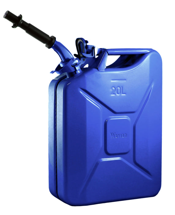 Blue 20L Fuel Can