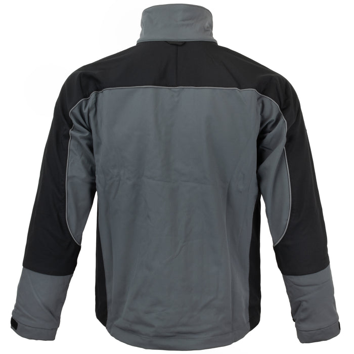 British Soft Shell Jacket | Tungsten Brand