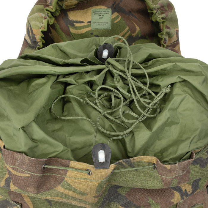 British Military PLCE DPM Woodland Rucksack | Large Pouches