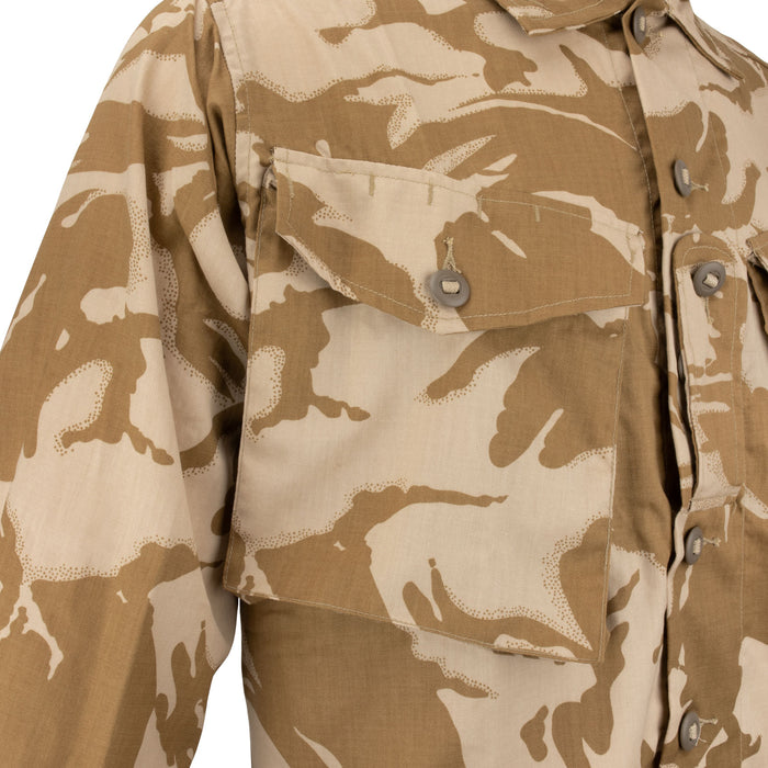 New British Desert DPM Combat Lightweight Jacket