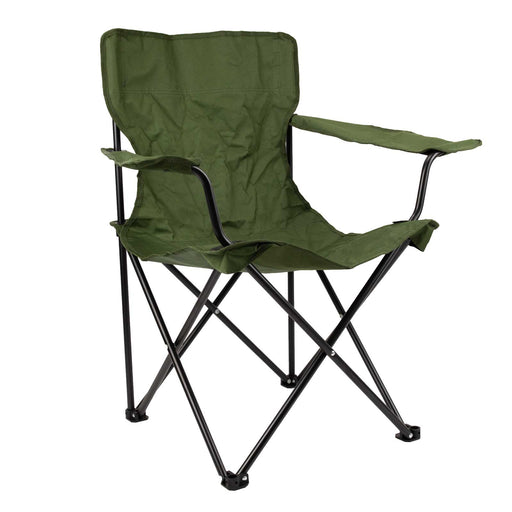 British Army Folding Chair Open