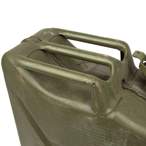 Czech Army Gas Can | Used