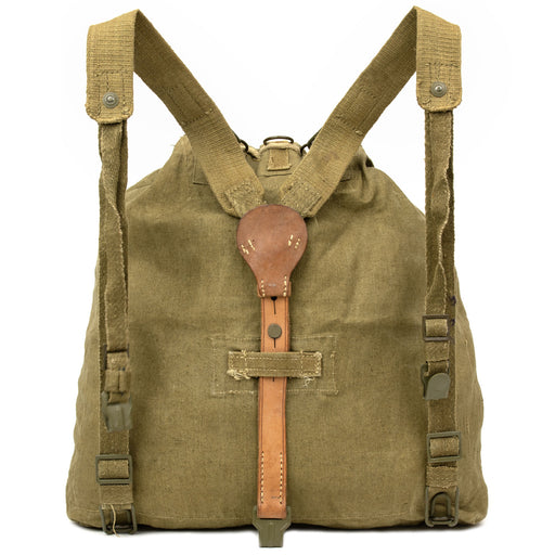 Czech Army Linen Backpack