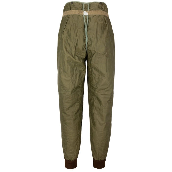 New Czech Quilted Pant Liner