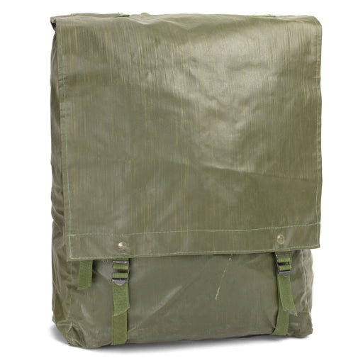 Czech Army Backpack | Rubberized Vinyl
