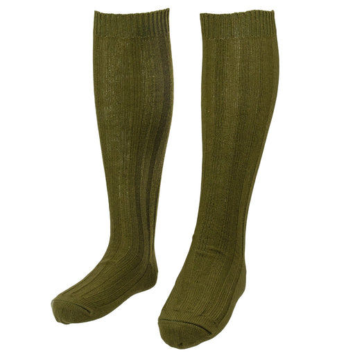 New Czech Army Wool Socks | 5-pack