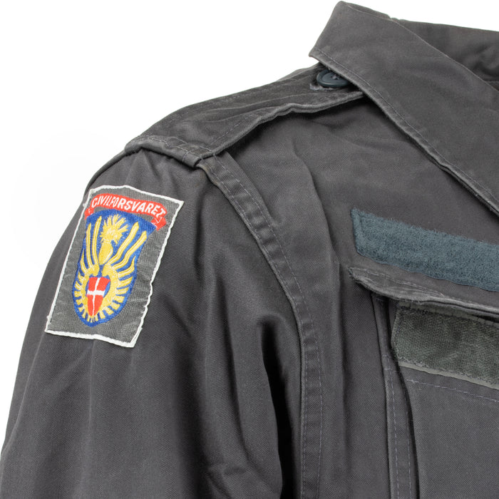Danish Civil Defense M71 Jacket
