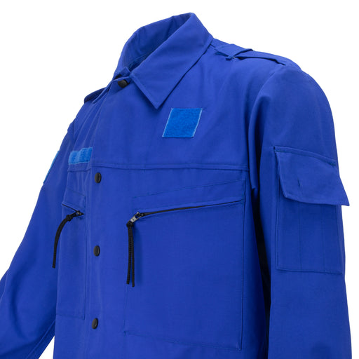 Dutch Civil Defense Royal Blue Jacket