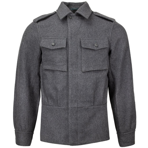 Finnish Army Wool Jacket | Grey