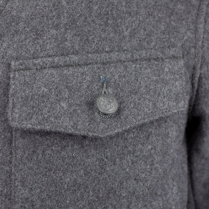 Wool Jacket Pocket