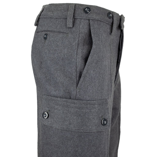 finnish wool pants cargo
