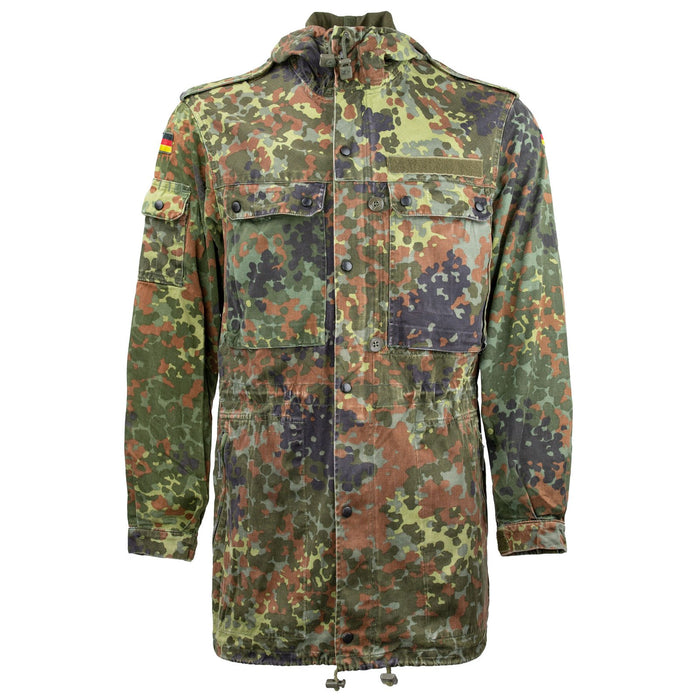 Original German Flecktarn Parka