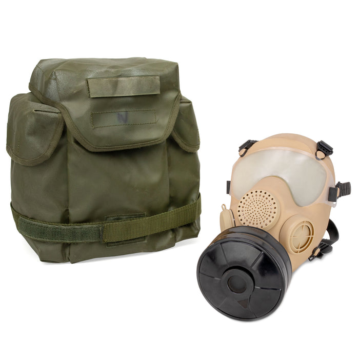 French ARF-A Gas Mask | Bag & Filter