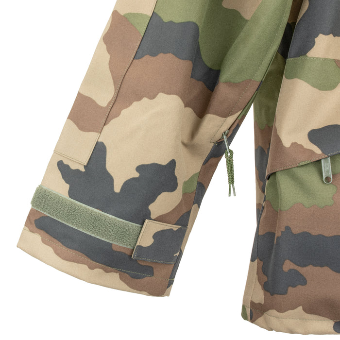 French Army Gore-Tex Parka | Woodland Camo