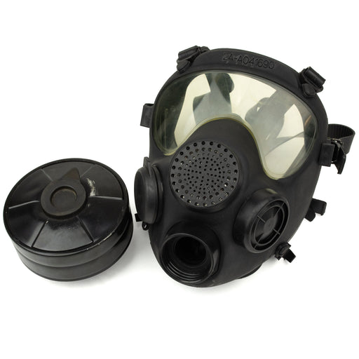 Polish Gas Mask Black