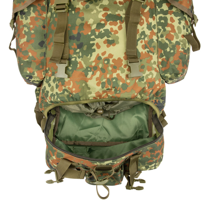 German Army Flecktarn Backpack Reproduction