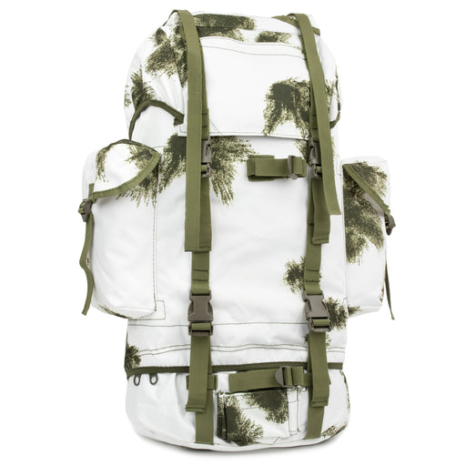 German Army Snow Camo Backpack Reproduction