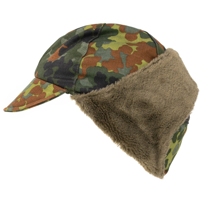 German Flecktarn Winter Hat