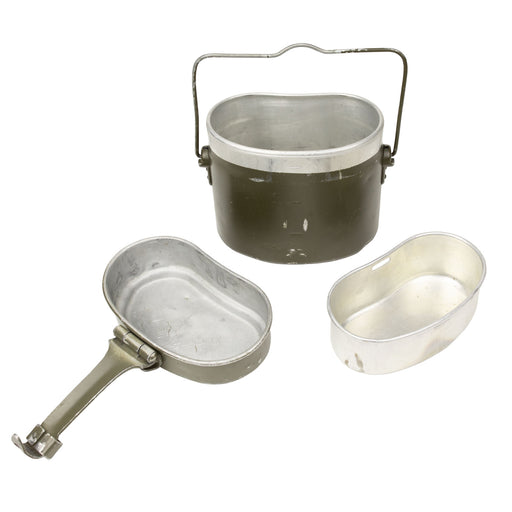 Swiss Army Canteen Butterfly Cup Swiss Link Military