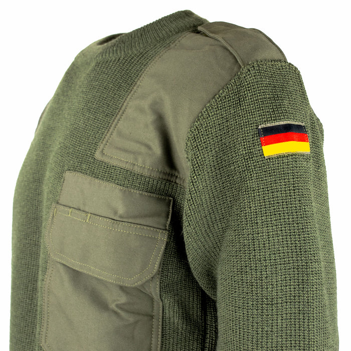 Wool German Army Commando Sweater