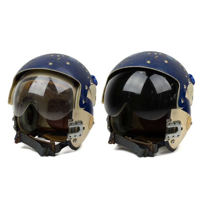 1970s U.S. Navy Flight Helmet & High Altitude Anti-G Pants