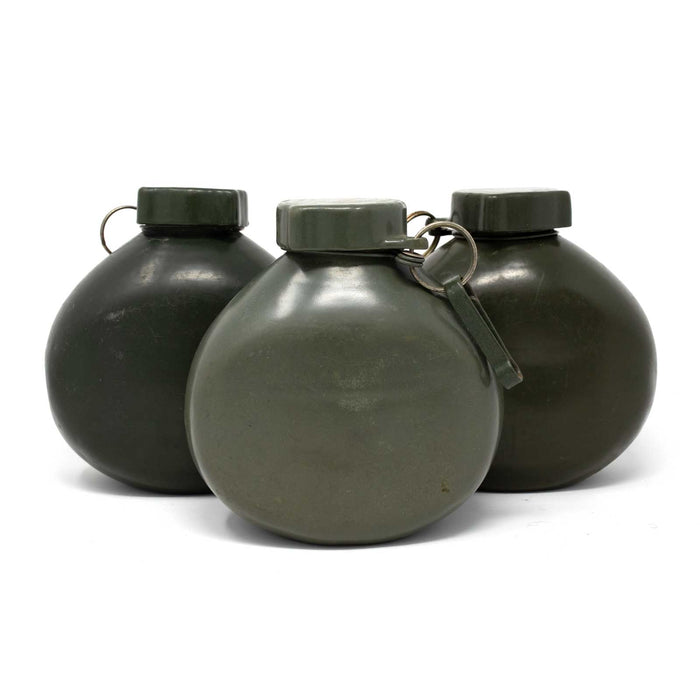 OD Green Hungarian M70 Army Issue Canteen