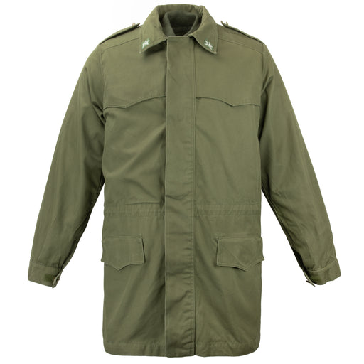 Italian OD Parka With Liner