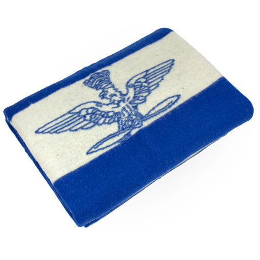 Real Italian Air Force Blanket