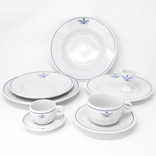 Italian Officer's Club Porcelain Collection (18-pieces)