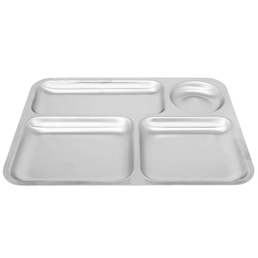 Italian Air Force Stainless Cafeteria Tray