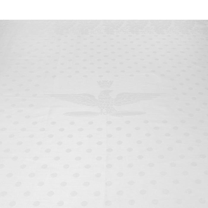White Linen Tablecloth | Italian Air Force