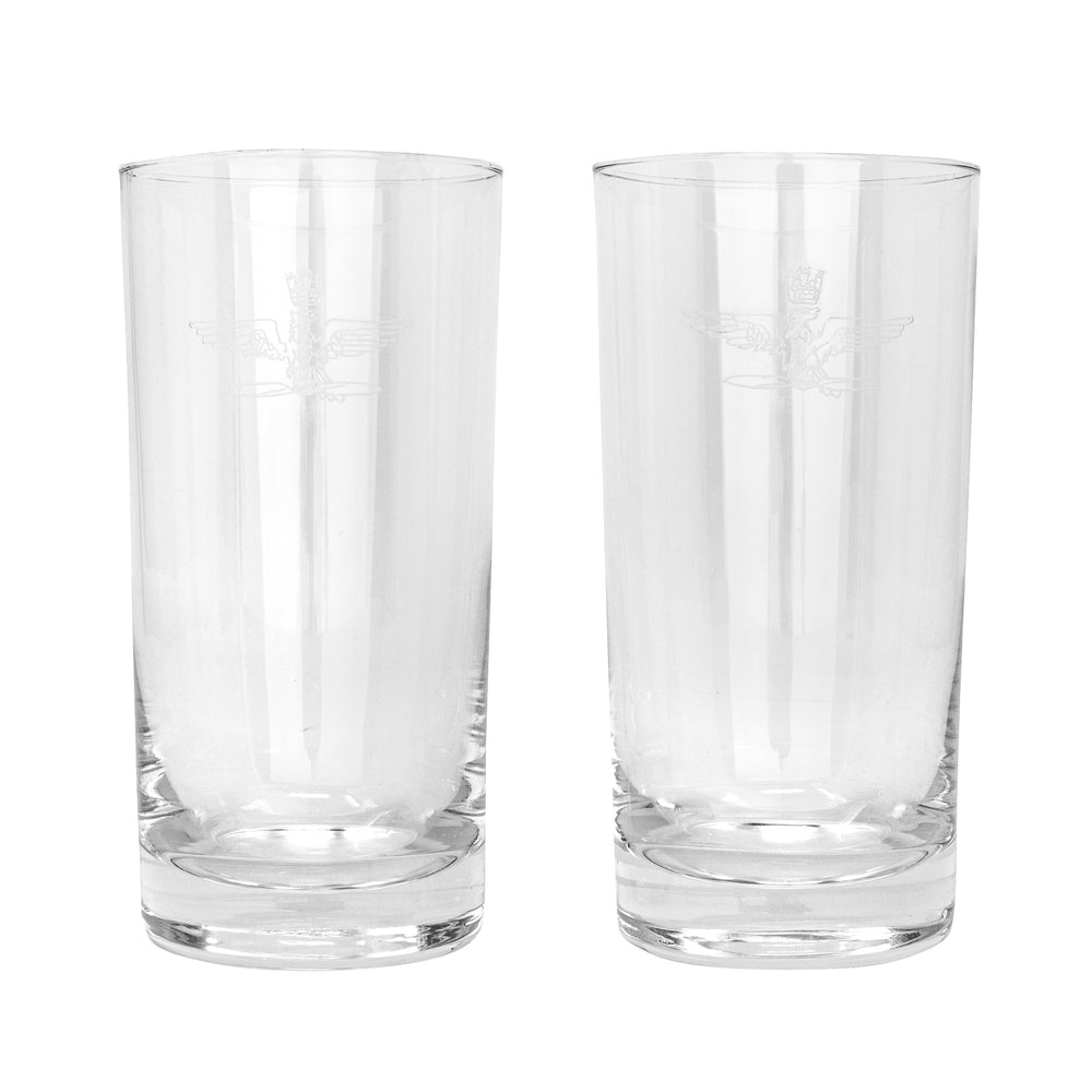 Italian Air Force Beer Glass (2-Pack)