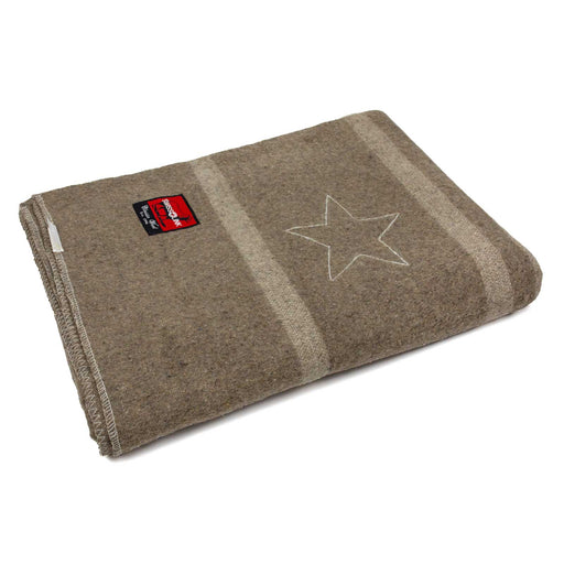 Italian Reproduction Officers Blanket W/Star