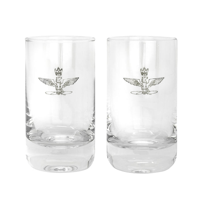 Italian Air Force Shot Glasses (2-Pack)