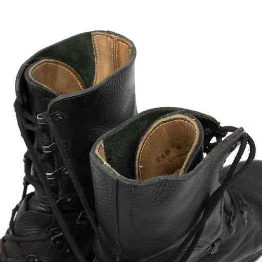 Swiss Military KS90 Combat Boots - Leather, Waterproof, Inside