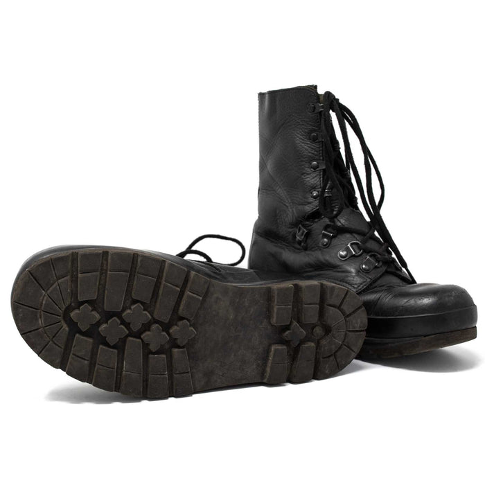 351d655d7c8 KS90 Swiss Military Black Combat Boots
