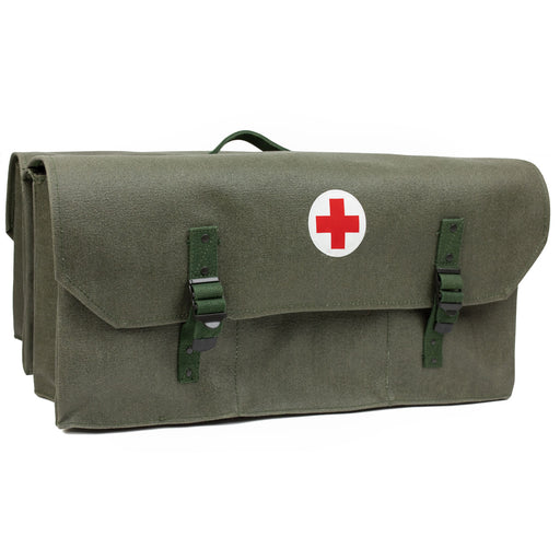New Swedish Bicycle Messenger Bag HW / Red Cross