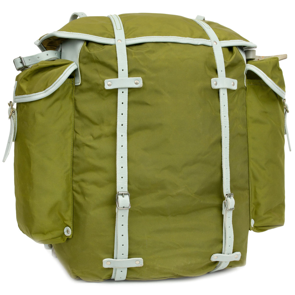 Norwegian Army Backpack | Nylon & Canvas