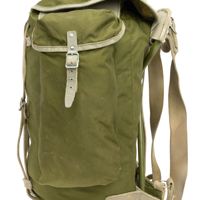 Norwegian Rucksack Nylon & Canvas | Used