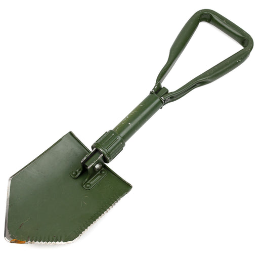 German Army issue trifold shovel
