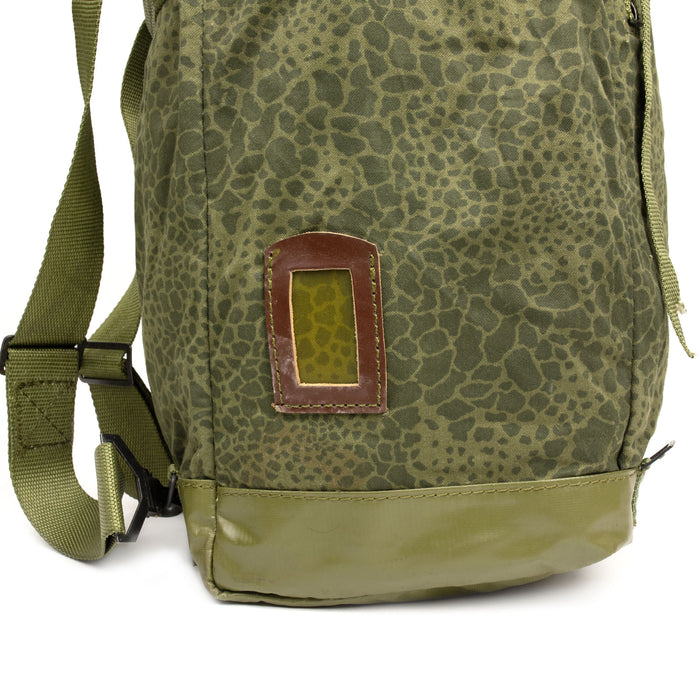 Polish Army Leopard Camo Backpack Side