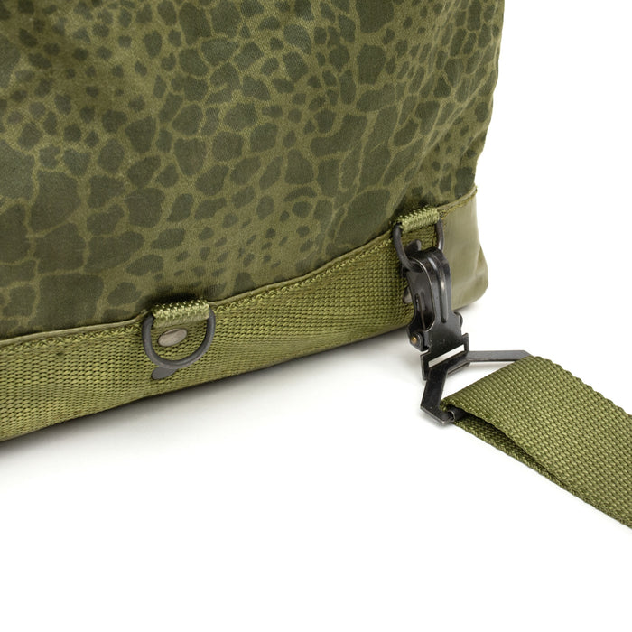 Polish Army Leopard Camo Backpack clip