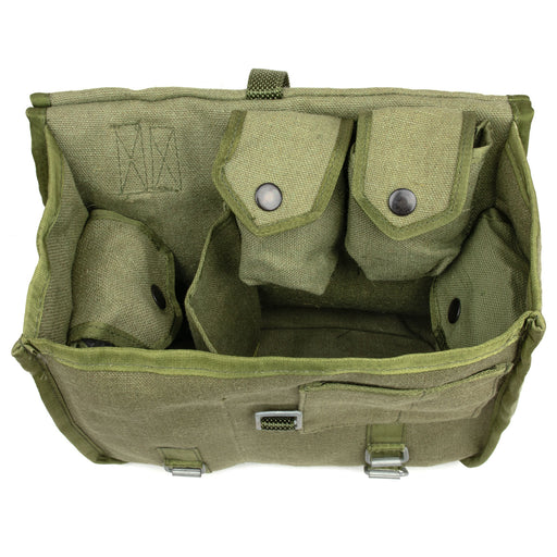 Polish Army Bread Bag Pouches