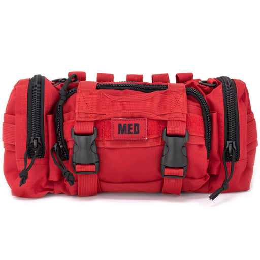 First Aid Rapid Response Kit | Red