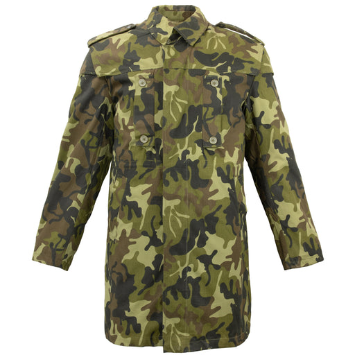 Romanian M90 Leaf Pattern Parka With Liner