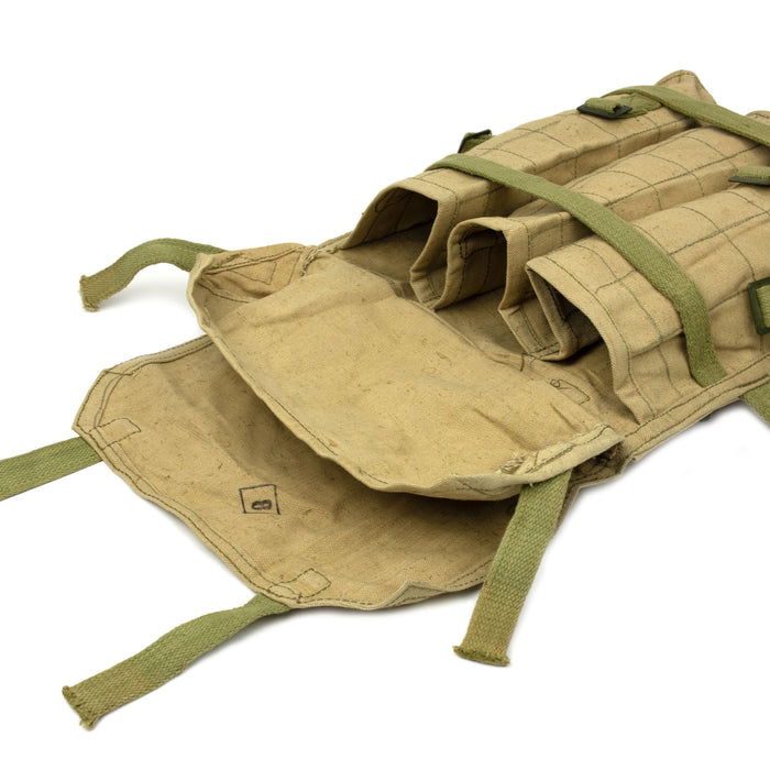 "Romanian Army ""Wine"" Bag"