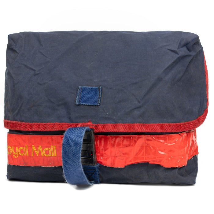 British Royal Mail Courier / Messenger Bag Blue
