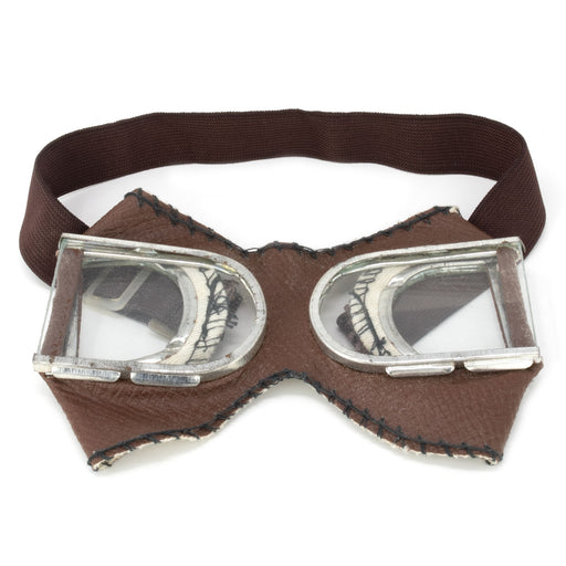 Russian Military Motorcycle Goggles | Glass Panels