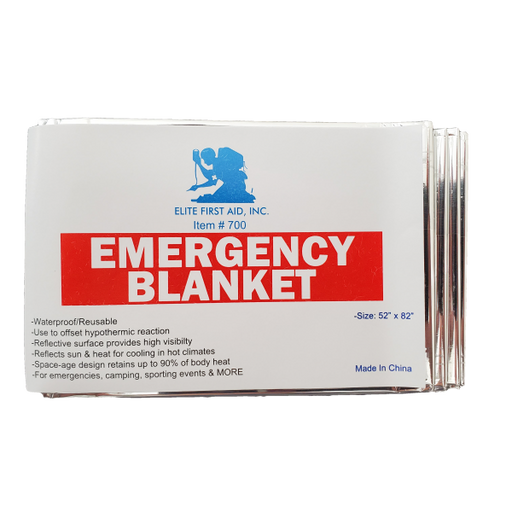 Emergency Blanket | Silver Foil