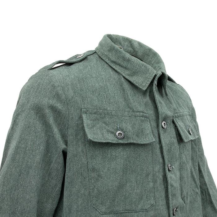 Swiss Military Jean Jacket 50's Style | Used